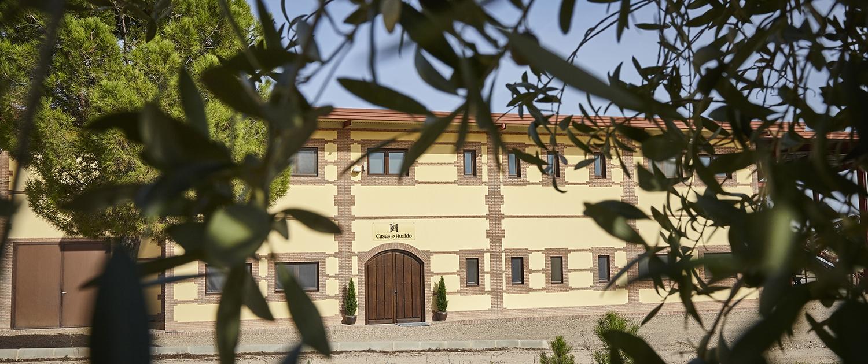 Casas de Hualdo - Un proceso - Almazara - Tecnología 1