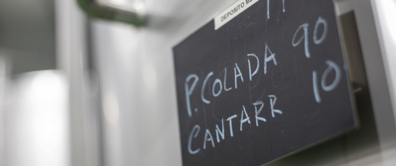 Casas de Hualdo - Un proceso - Bodega - La conservación 5
