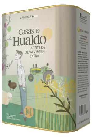 Lata armonía Casas de Hualdo 300x447