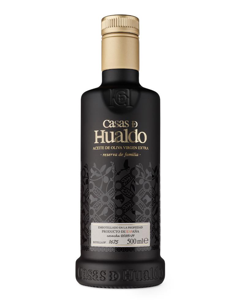 Botella AOVE Reserva de Familia Casas de Hualdo 800x1000